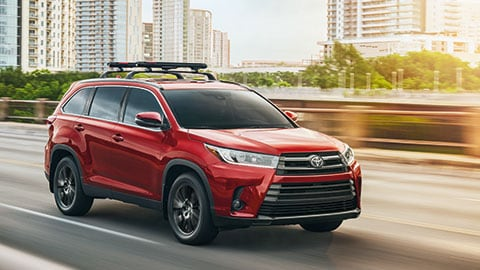 2019 Toyota Highlander Technology