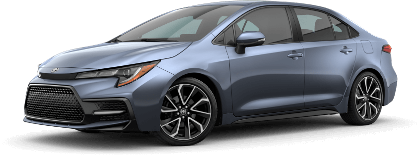 2021 Toyota Corolla lease offer near Chicago