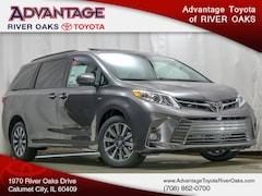 New 2019 Toyota Sienna XLE Minivan/Van
