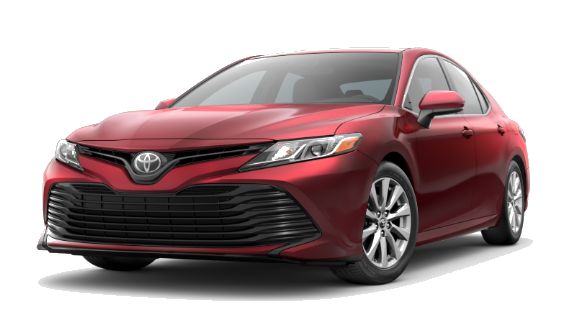 2020 Toyota Camry lease offer with low monthly payments