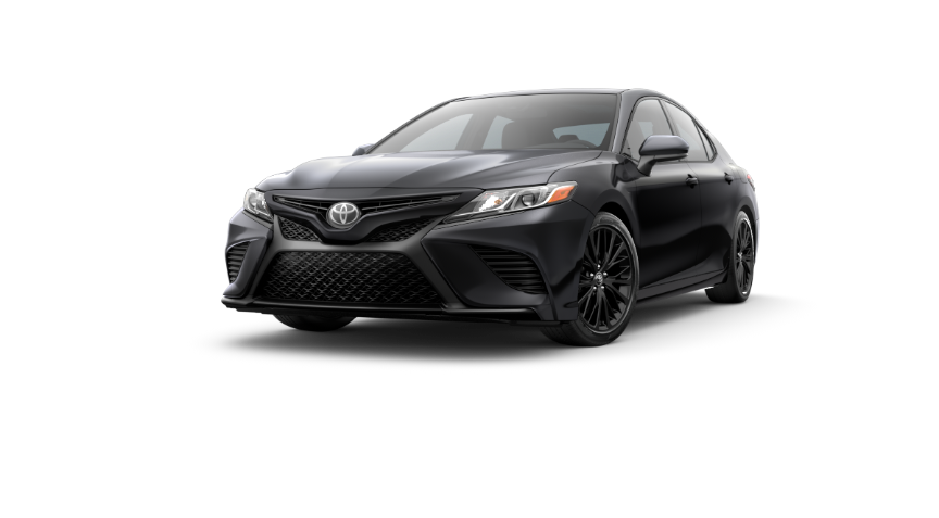 2020 Camry Nightshade Edition