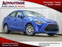 New 2019 Toyota Yaris L Sedan for sale Philadelphia