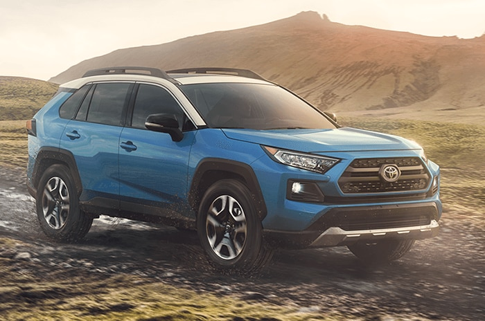 2019 Toyota Rav4 Review Mpg Cargo Space Towing Capacity Safety