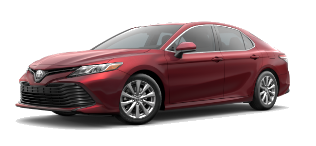 2020 Toyota Camry lease offer