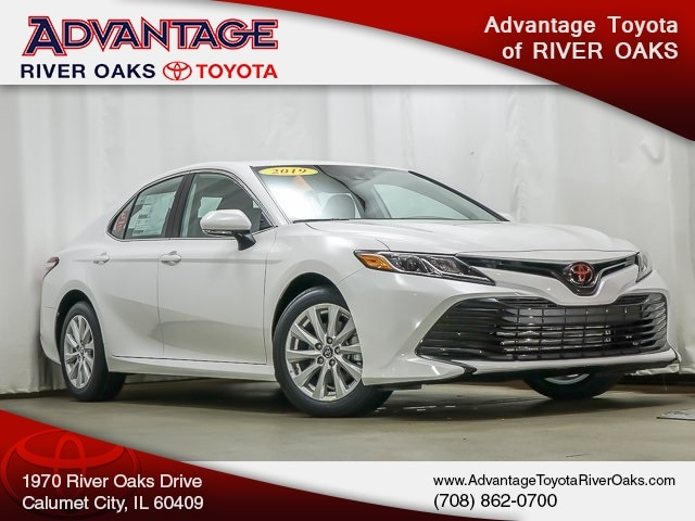 2019 Toyota Camry LE Sedan for Sale Near Chicago