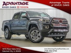 New 2018 Toyota Tacoma Limited Truck