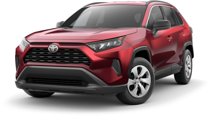 2020 Toyota RAV4 lease offer with zero money down in Chicago