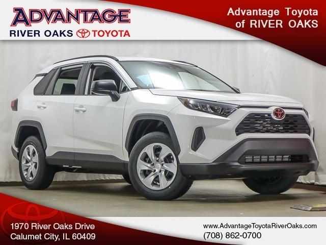 2019 Toyota RAV4 LE SUV for Sale Near Chicago