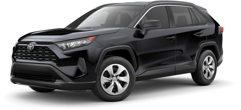 2021 Toyota RAV4 lease offer with no money down
