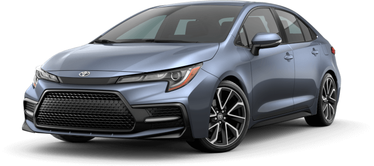 2021 Toyota Camry lease offer with low monthly payments