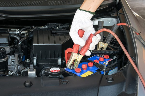 Genuine Toyota Batteries