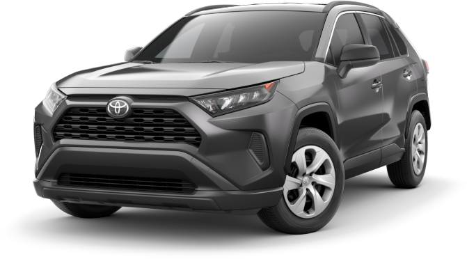 2020 Toyota RAV4 lease offer with low monthly payments in Chicago