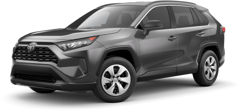 2021 Toyota RAV4 lease offer