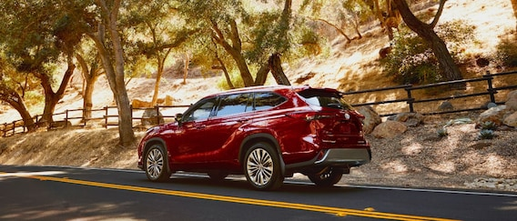 Download 2020 Toyota Highlander Limited Running Boards