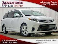 New 2019 Toyota Sienna LE Minivan/Van for sale Philadelphia