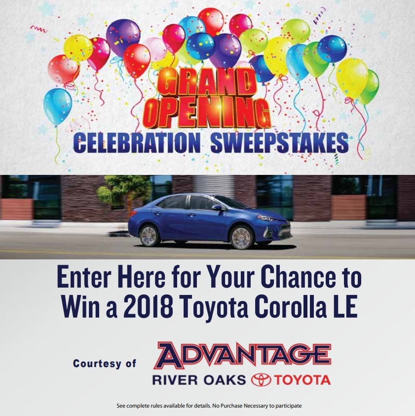 College advantage sweepstakes drawing