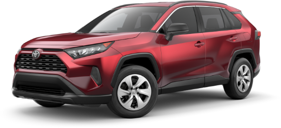 2020 Toyota RAV4 lease offer with no money down