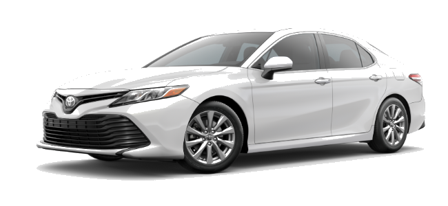 2020 Toyota Camry lease offer with no money down