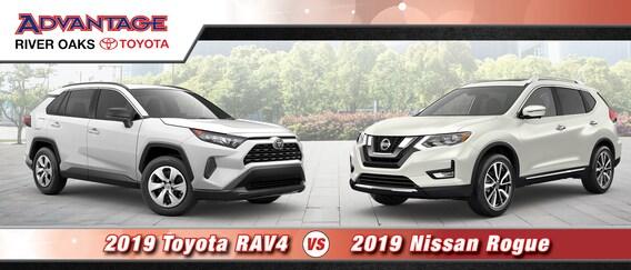 Nissan Rogue Vs Toyota Rav4 >> 2019 Toyota Rav4 Vs 2019 Nissan Rogue Specs Design Features
