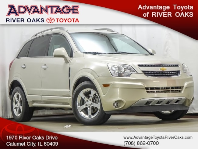 Used 2013 Chevrolet Captiva Sport For Sale Calumet City Il