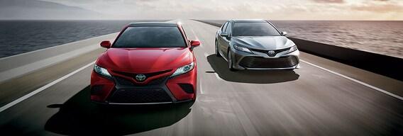 Toyota Camry Trim Levels >> 2020 Toyota Camry Trim Levels Le Vs Se Vs Xle Vs Xse Vs