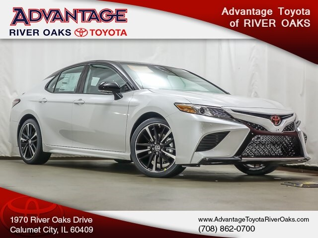 2019 Toyota Camry XSE V6 Sedan for Sale Near Chicago