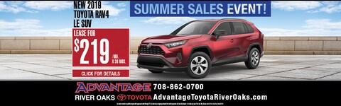 Advantage Toyota Of River Oaks Toyota Dealer Serving Calumet City Il