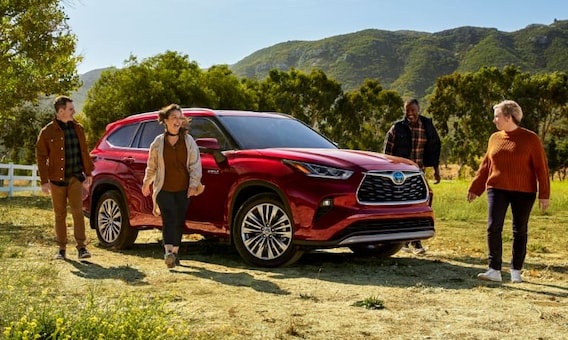 2020 toyota highlander specs cargo space towing and color options 2020 toyota highlander specs cargo