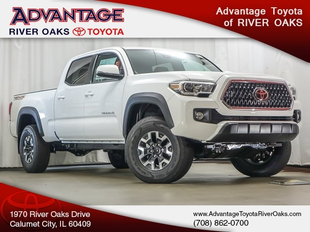2018 Toyota Tacoma TRD Offroad Double Cab