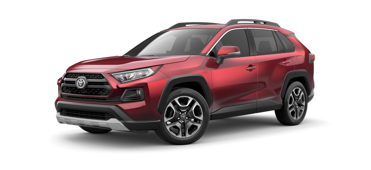 2020 Toyota Rav4 Trim Levels Le Vs Xle Vs Limited Vs