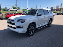 Certified 2018 Toyota 4Runner Limited SUV For sale in Barboursville WV, near Ashland KY