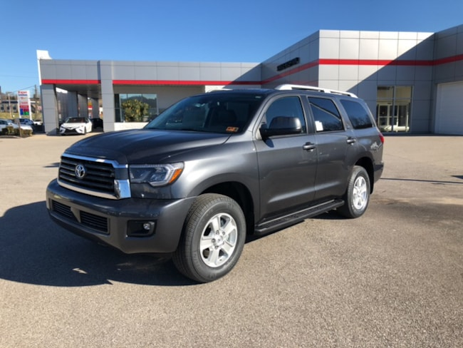 new 2019 toyota sequoia for sale in barboursville wv | (20237