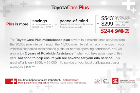 Toyota Care Plus >> Toyotacare Plus Advantage Toyota