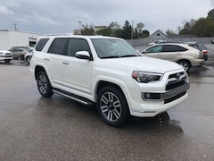 New 2019 Toyota 4Runner Limited SUV For sale in Barboursville WV, near Ashland KY