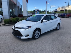 Certified 2018 Toyota Corolla LE Sedan For sale in Barboursville WV, near Ashland KY