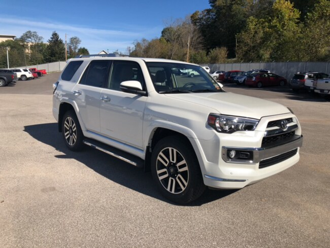 New 2019 Toyota 4Runner Limited SUV Near Ashland KY