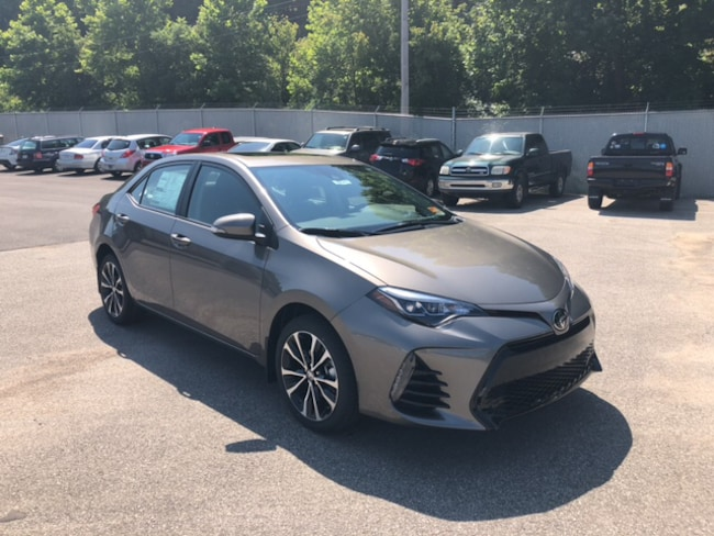New 2019 Toyota Corolla SE Sedan Near Ashland KY