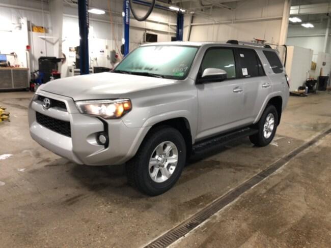 New 2019 Toyota 4Runner SR5 SUV Near Ashland KY