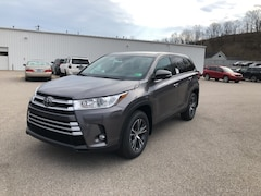 New 2019 Toyota Highlander LE Plus V6 SUV For sale in Barboursville WV, near Ashland KY