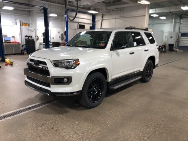 New 2019 Toyota 4Runner Limited Nightshade SUV Near Ashland KY