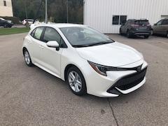 New 2019 Toyota Corolla Hatchback SE Hatchback For sale in Barboursville WV, near Ashland KY
