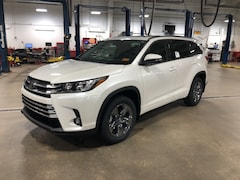 New 2019 Toyota Highlander Limited Platinum V6 SUV For sale in Barboursville WV, near Ashland KY