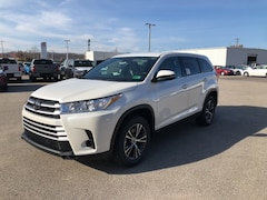 New 2019 Toyota Highlander LE I4 SUV For sale in Barboursville WV, near Ashland KY