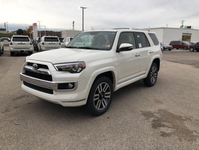 New 2019 Toyota 4Runner Limited SUV Near Ashland KY