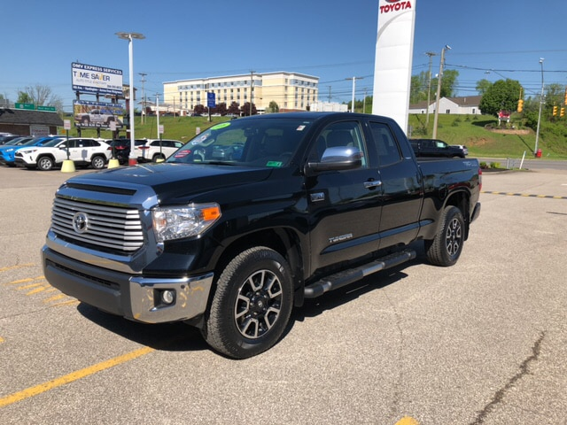 2016 Toyota Tundra Limited Off Road 4x4 Truck Double Cab
