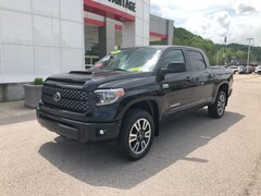 Certified 2018 Toyota Tundra TRD Sport 5.7L 4x4 Truck CrewMax For sale in Barboursville WV, near Ashland KY