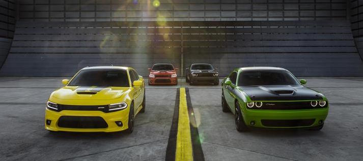 Dodge Models Available Near Mentor