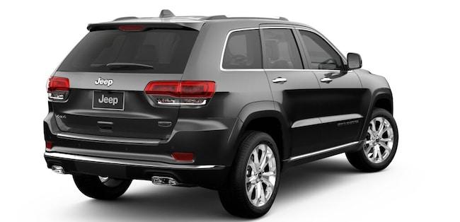 New 2019 Jeep Grand Cherokee Summit 4x4 Diamond Black For