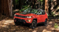 2017 Jeep Compass available near Eastlake