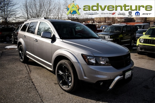 New 2018 Dodge Journey CROSSROAD AWD Billet Clearcoat For ...